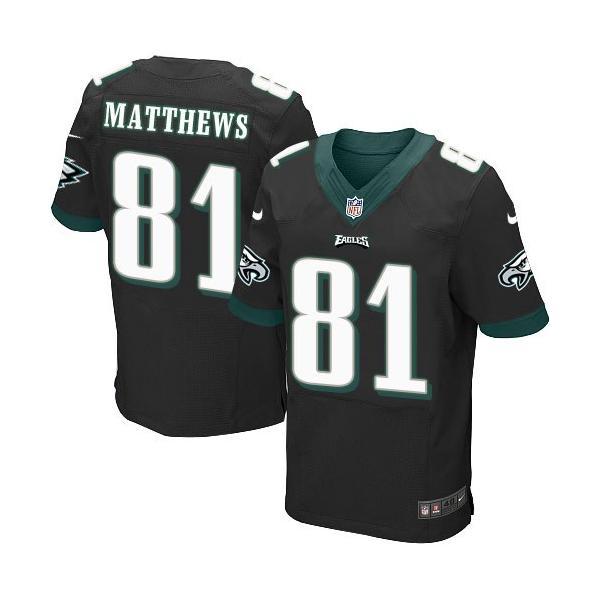 [Elite]Jordan Matthews Philadelphia Football Team Jersey(Black)_ ...