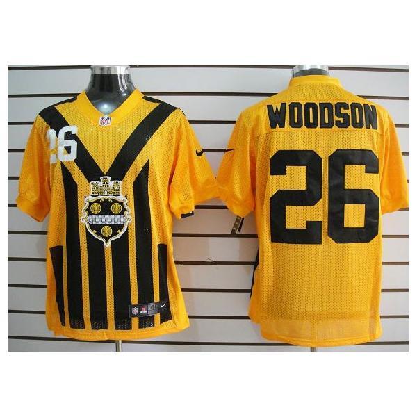 Rod Woodson Pittsburgh Football Team
