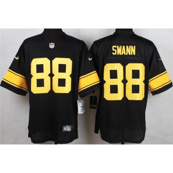afd98c98528  Elite  Swann Pittsburgh Football Team Jersey -Pittsburgh  88 Lynn Swann  Jersey (