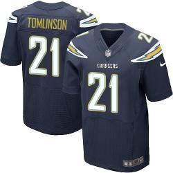1ae947355 [Elite] Tomlinson San Diego Football Team Jersey -San Diego #21 LaDainian  Tomlinson