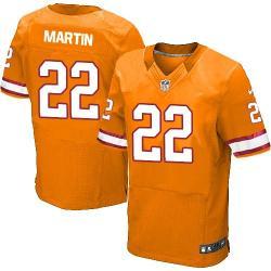 new concept 34bca c7a46 [Elite] Martin Tampa Bay Football Team Jersey -Tampa Bay #22 Doug Martin  Jersey (Yellow)