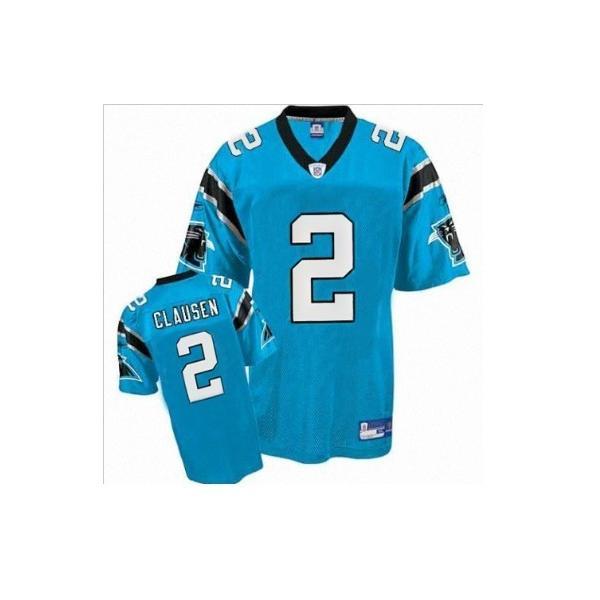 Jimmy Clausen Carolina Football Jersey Carolina #2 Football Jersey