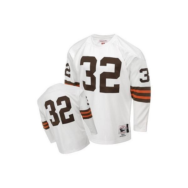 Jim Brown Cleveland Football Jersey Cleveland #32 Football Jersey