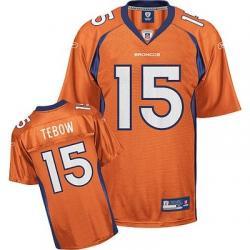 uk availability 67683 aceec Tim Tebow Denver Football Jersey - Denver #15 Football Jersey(Orange)
