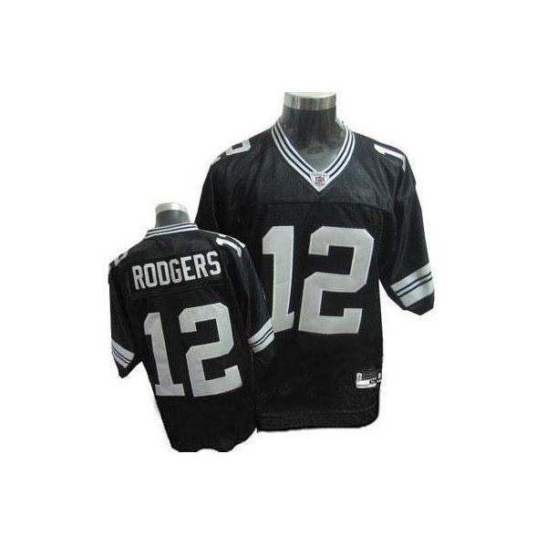 promo code addaa 41b7f Aaron Rodgers Green Bay Football Jersey Green Bay #12 Football Jersey