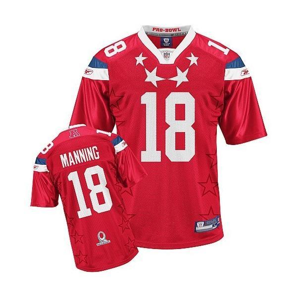 lowest price 2cc24 1f93a Peyton Manning Indianapolis Football Jersey Indianapolis #18 Football Jersey