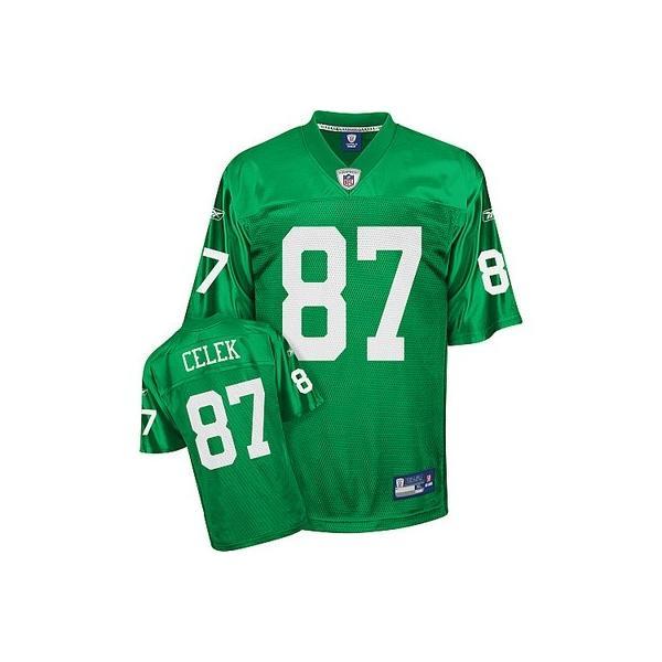 Brent Celek Philadelphia Football Jersey Philadelphia #87 Football ...