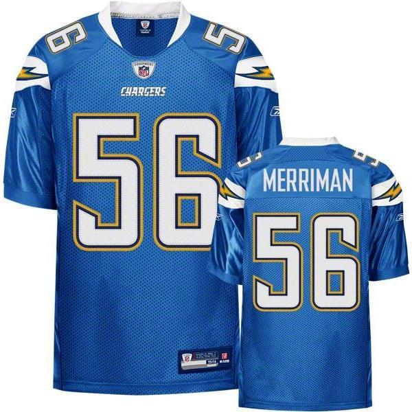 Shawne Merriman San Diego Football Jersey San Diego #56 ...