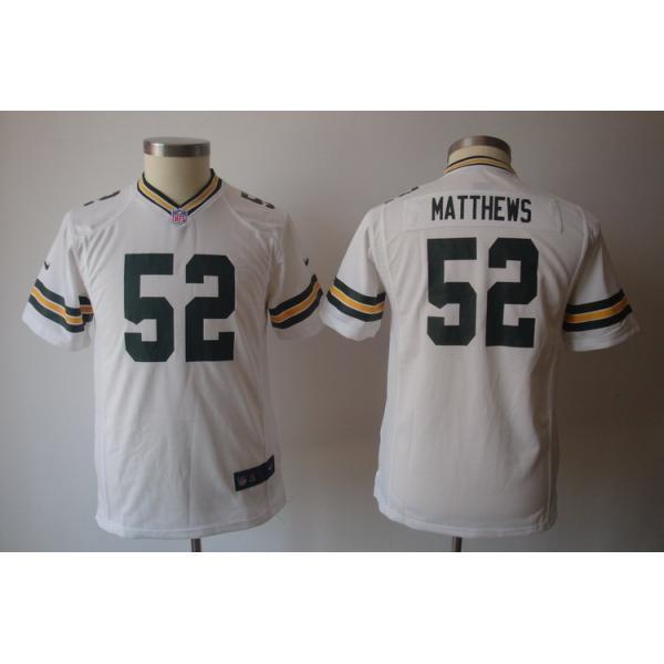 clay matthews youth jersey