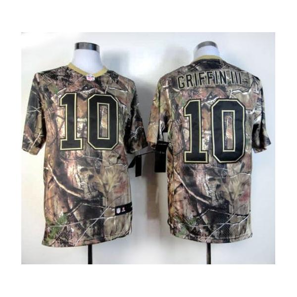 buy online 5630e 36fee Robert Griffin III(RG3) Washington camo football jersey