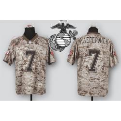 new concept b41aa 6b31d Colin Kaepernick football jersey -SF #7 jersey(MCCUU,Desert Digital Camo I)