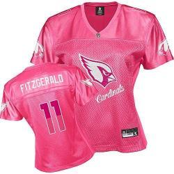fbccd30e [FEM FAN I] FITZGERALD Arizona #11 Womens Football Jersey - Larry  Fitzgerald Womens Football Jersey (Pink)_Free Shipping