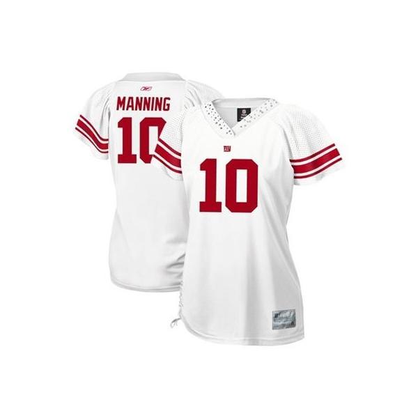 6056c1a59  Field Flirt Fashion I NY-Giant  10 Eli Manning womens jersey Free ...