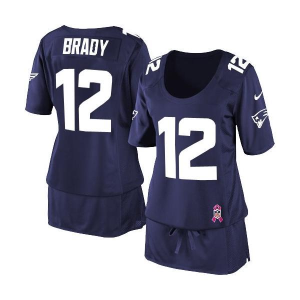 tom brady ladies football jersey