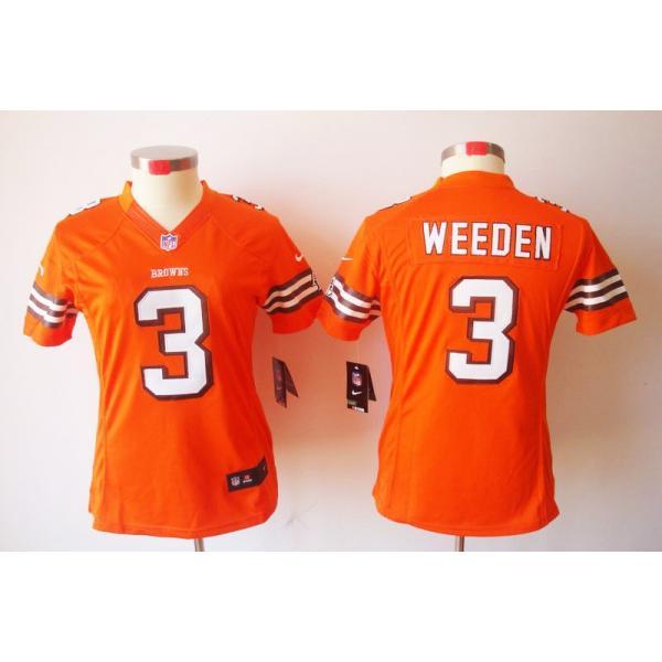 Brandon Weeden Jersey