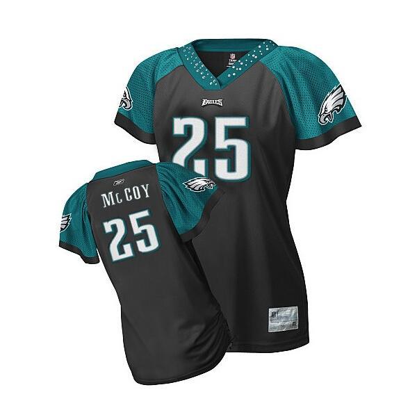sale retailer f509b 8769f [Field Flirt Fashion I]Philadelphia #25 LeSean McCoy womens jersey Free  shipping
