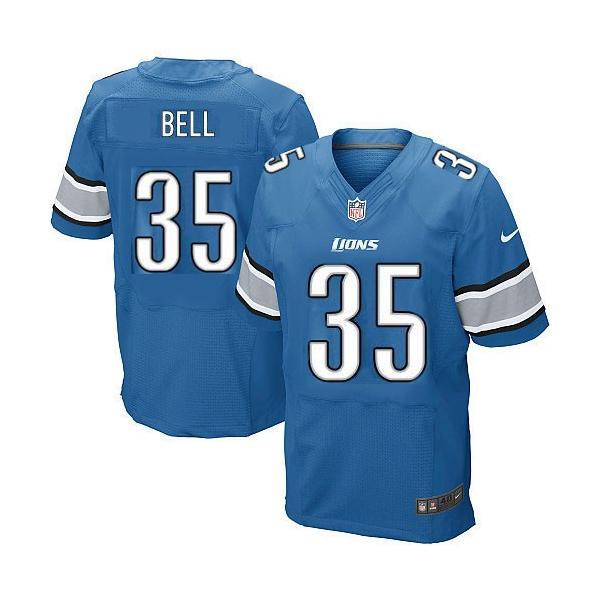 Elite]Joique Bell Detroit Football Team