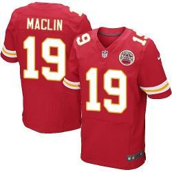 Elite]Jeremy Maclin Kansas City Football Team Jersey(Red)_Free ...